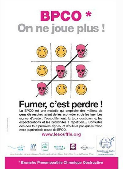 Journée mondiale BPCO Affiche