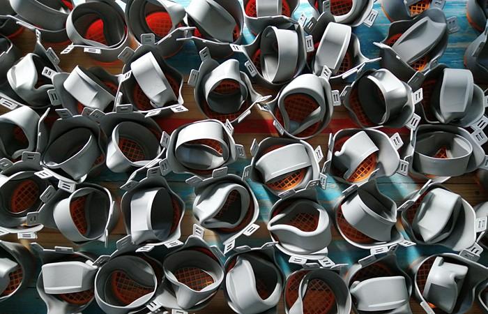 Masque de protection réutilisable avec filtres